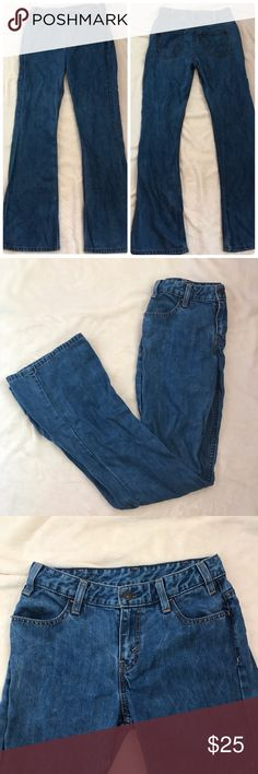 VINTAGE Levi's Mid Rise Flare In perfect condition Levi's Jeans Flare & Wide Leg
