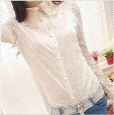 vintage blouse with colar - Google Search