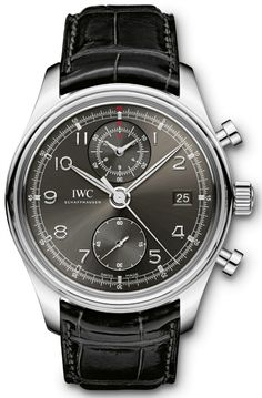 32ee8a72fc IWC Portuguese Chronograph Classic Watch