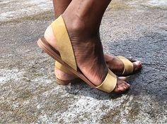 Sandale stylée