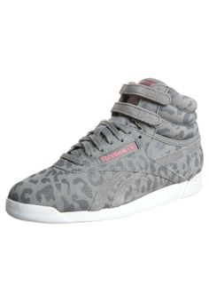 Reebok Classic High Top Old School Red/White/Blue Womens ...