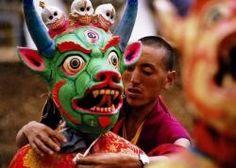 Tibet festival celebration.