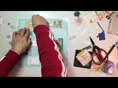 "Scrapbooking Process #44- ""This Fall"" for Clique Kits"