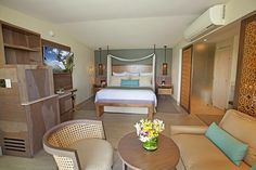 A Bungalow Suite at Secrets Papagayo Costa Rica