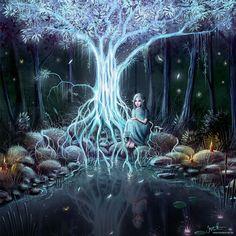 Tree Of Light by jerry8448 on DeviantArt