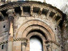 Absidiolo Catedral de Jaca