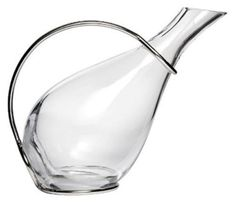 Franmara 9125BX 32 Ounce Glass Jug Tecno Decanter with Chrome Smooth Finish Stand >>> This is an Amazon Affiliate link. Check out this great product.