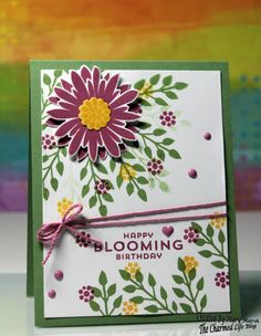 CC637 DT Sample- Mary's card