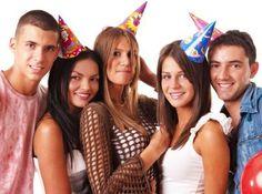 College Birthday Par