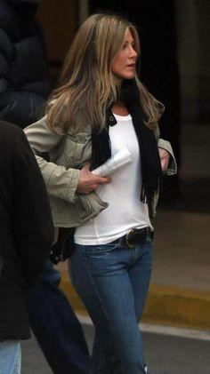 Jennifer Aniston: Jennifer Aniston talks about John Mayer