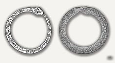 A non-definitive (and very brief) history of the Ouroboros ...