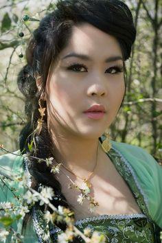 Dream of the Blue Heron  Model: Suzie Chan HMUA: Suzie Chan Stylist: Julene Evans