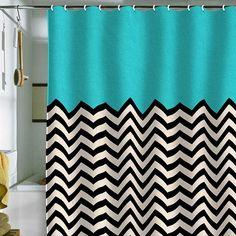 Shower Curtain Custom Made Ruffles and Flowers Designer Fabric ...