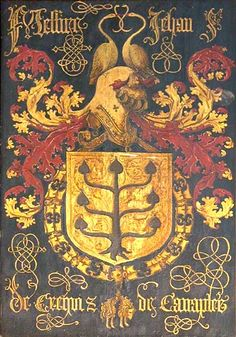 Jehan de Crequi – La Haye 1456