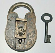 Padlocks, Door Locks, Keys, Steampunk, Pottery, Brass, Ceramics, Personalized Items, Matilda