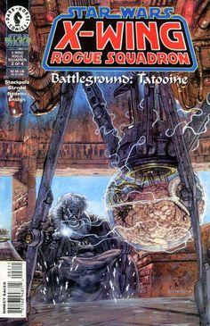 Star Wars: X-Wing Rogue Squadron Battleground: Tatooine 2 of 4
