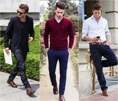 mens brogues - Google Search Brown Brogues, Gentleman, Mens Fashion, Jeans, Sexy, Fitness, Fashion Design, Google Search, Book