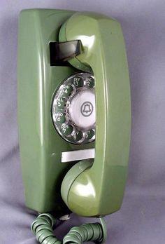 70s avocado...