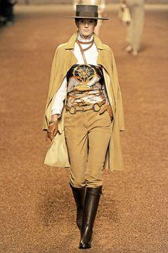 Hermès коллекция   Коллекции весна-лето 2011   Париж   VOGUE