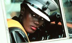 Grace Jones as Mayday in A View To A Kill