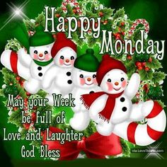 Happy Monday May Love And Laughter Fill Your Week