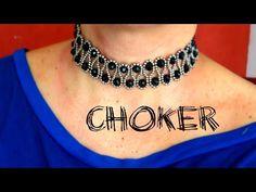 GARGANTILHA - CHOKER - YouTube