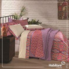 Uma cama linda e confortável é essencial para um bom descanso!