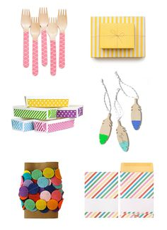 Colourful and Creative Bits n' Pieces