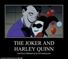 Joker and Harley Quinn Madly In Love, My Love, Dc Comics, Nananana Batman, Joker Und Harley Quinn, Video X, Dc Memes, Marvel, Young Justice