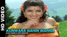 Kunwara Nahin Marna - Jaan | Alka Yagnik & Udit Narayan | Ajay Devgn, Am...