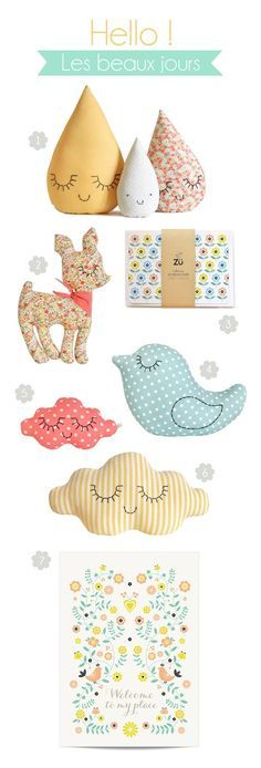 párnák boscobel house and gardens - House & Garden Sewing Toys, Baby Sewing, Sewing Crafts, Sewing Projects, Cute Pillows, Diy Pillows, Cushions, Sewing Pillows, Baby Crafts