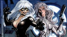 Silver Sable and Black Cat Movie Planned at Sony
