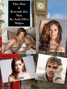 This Man & Beneath This Man by Jodi Ellen Malpas