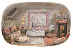 Graham Rust - Illustrated by Graham Rust - A LittlePrincess