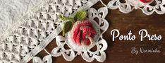 OFICINA DO BARRADO: Croche - Testando o PONTO ... Crochet Stitches Free, Crochet Edging Patterns, Filet Crochet Charts, Crochet Motifs, Crochet Diagram, Crochet Designs, Knitting Patterns, Crochet Dog Sweater, Crochet Coat