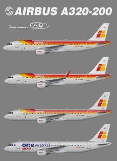 Airbus a 320 vueling buscar con google airbus a 320 for Oficinas iberia express