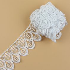 3 yards 5 cm 2'' White Black Lace Trim Applique Cord Lace Fabric Sewing Accessories High Quality
