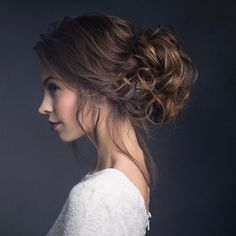 """7,322 Likes, 35 Comments - Hair and Makeup by Steph (@hairandmakeupbysteph) on Instagram: """" #hairandmakeupbysteph photo: @savvy.photo model: @kaitlynoelle dress: @jannmariebridal"""""""