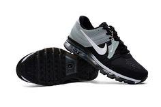 online store 64633 46f6d Nike Air Max 2017 Men Black Grey White Men s Shoes, Shoes 2017, Black Shoes