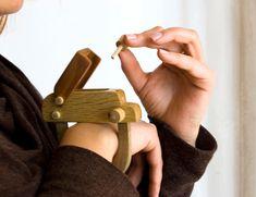Keepsake Box Bangle, Secret Compartment Jewelry, Treasure Box, Wooden Bracelet…