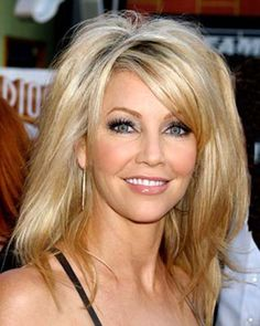Heather Locklear dans Melrose Place, Sexy girl and Hot celebrity #SexyGirl #HotStar #CelebritySexy