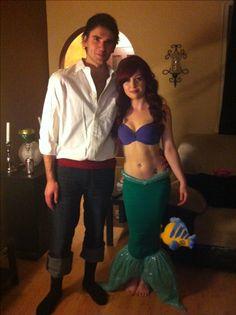 Disney Halloween costumes...JEALOUS! Best ones I've seen!