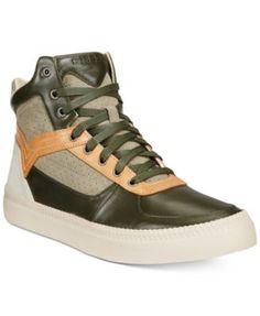 DIESEL Diesel Men's V is for Diesel S-Spaark Sneakers . #diesel #shoes # all men