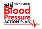Blood Pressure Tracker - Heart&Stroke My Blood Pressure Action Plan