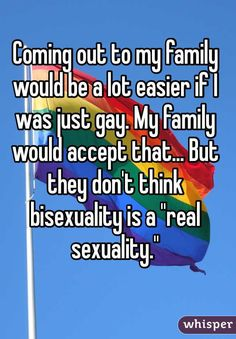 "<b>""I would've realized my bisexuality a lot sooner if I'd watched Buffy when I was younger.""</b>"