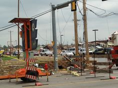 Moore.  My sons daycare is down that street.