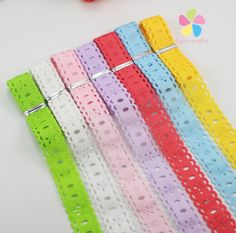 Aliexpress.com : Buy 2y/7y 10mm Lace Ribbon Handmade Lace Trim Patchwork Material DIY Garment Sewing Accessories 040051059 from Reliable lace trim suppliers on Lucia Craft store