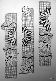 3 panels by Jo in New Zealand. Outside the | http://3d-art-terence.blogspot.com