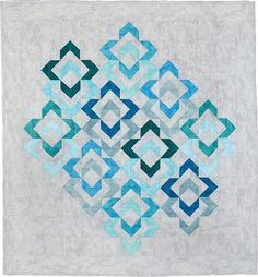Stones Across the Water Quilt Kit - Keepsake Quilting