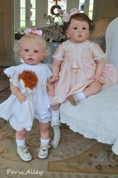 Tippi Murray & Wilma Wegerich for custom orders please email paris_alley@hotmail.com